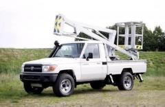Toyota Land Cruiser 79 Pick up 4.2L   HZJ 79 Simple cabin Nacelle