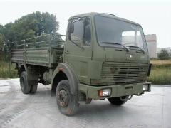 Mercedes 1017  Ex-Army