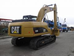 Caterpillar 320 D   Tracks import / export