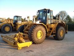 Caterpillar 824G II   4X4 import / export