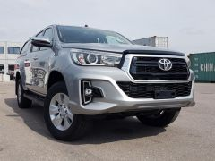 Toyota Hilux/Revo Pick up double cabin 2.4L E