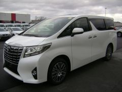 Toyota Alphard  3.5L v6 Executive lounge