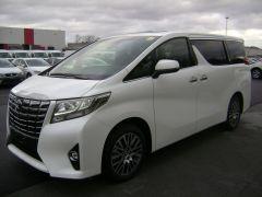 Toyota Alphard  3.5L v6 Executive lounge