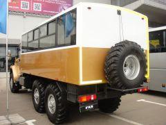 Ural NEXT 32551  6X6 import / export