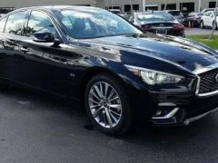 Infiniti Q50 EXECUTIVE 2.2L D 170CV PACK LUXE