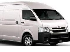Toyota Hiace VAN 3.0L TD  4X2 import / export