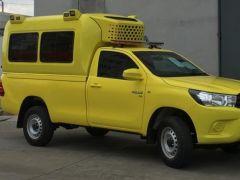 Toyota Hilux/Revo  2.8L TD AMBULANCE