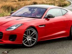 Jaguar F-Type S/C CONVERTIBLE 3.0L S