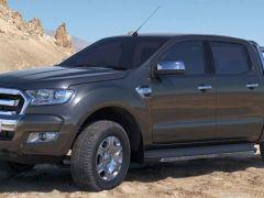 Ford Ranger XLT 3.2L TD A/T