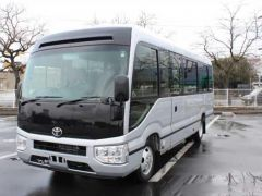 Toyota Coaster 29 seats