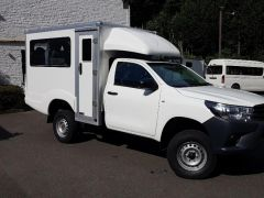 Toyota Hilux / Revo Pick-up single Cab