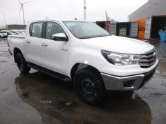 Toyota Hilux/Revo Pick up double cabin 2.4L TD LUXE