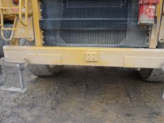 Caterpillar 775E   Permanent 4X4 import / export