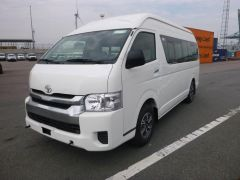 Toyota Hiace HIGH ROOF / TOIT HAUT 2.5L D4D HIGH ROOF  LONG WHEELBASE ABS-AB