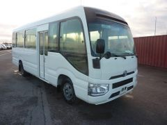 Toyota Coaster 30 Seats 4.2L  Luxe