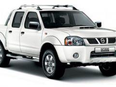 Nissan NP300 HARDBODY DOUBLE CABINE 2.5L TURBO DIESEL  SAFETY