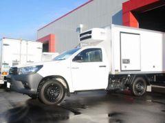 Toyota Hilux/Revo Pickup single Cab 2.8L J  4X4 import / export