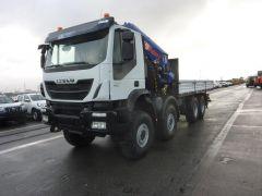 Iveco Trakker AD410T44