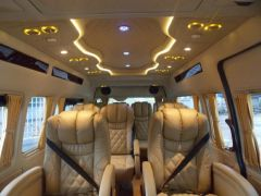 Toyota Hiace High Roof long wheelbase