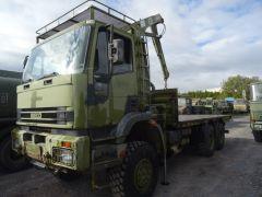 Iveco Eurotrakker 260E37 EX ARMY