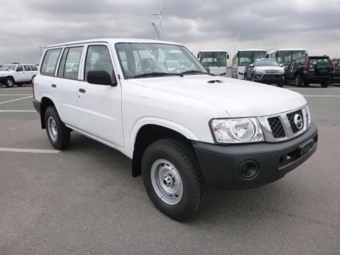 Nissan PATROL Y61  4.2L D SGL