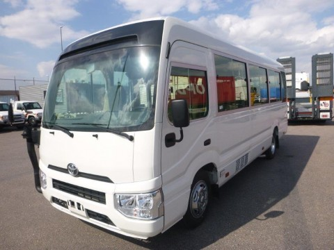 Toyota Coaster 22 seats 4.2L  Luxe