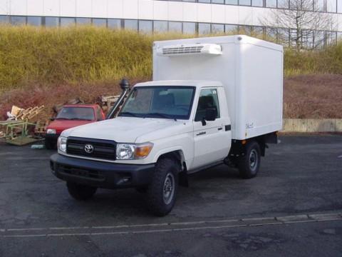 Toyota Land Cruiser 79 Pick up HZJ 79 Simple cabin 4X4 import / export
