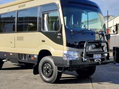 Toyota Coaster 29 seats 4.2L  Luxe