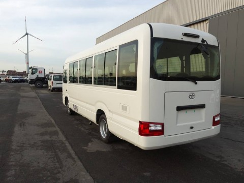 Toyota Coaster 23 SEATS 4.2L  Luxe 4X2 import / export