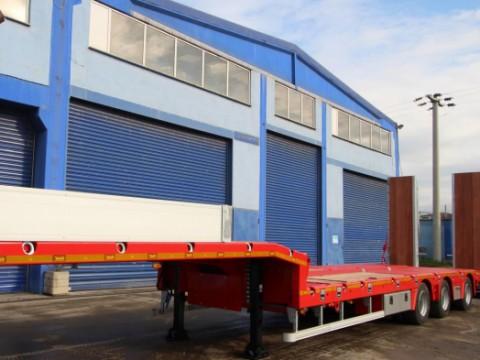 Yalcin  3 Axle Lowbed semi trailer
